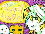[2011-10-28 23:25:51] ハロウィーン大好きだあ!!