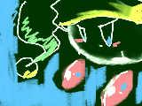 [2011-10-29 23:34:11] 泊まりに来てくれた友達が描いてくれたよ!!>▽<
