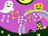 [2011-10-30 18:00:18] ハロウィンの虹は人々を狂わす