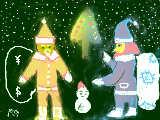 [2011-12-14 20:56:06] ヘンなクリスマス