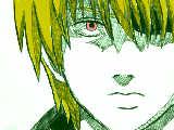 沖田総悟 久しぶりに模写したから残念クオリティーだけど許してネクロマンサー