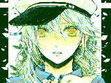 [2012-01-30 18:20:43 映麻さん、はりねずみさん、@さんとの繋ぎ絵です^ω^)