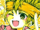 [2012-02-11 17:55:47] たい焼きさんリクエストの円堂監督です!!リクありがとうございました~^^