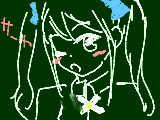 [2012-04-12 19:04:10] サーヤが描きたくなったw