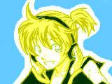 【妄想シリーズ】もし青山センセイが鏡音レンを描いたら