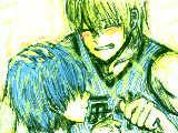 [2012-08-08 04:15:25] 黄瀬くんが黒子の光だったら