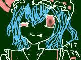 [2012-08-12 13:52:54] マウス描き レミリア。