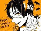 [2012-10-31 23:59:52] ハロウィン!