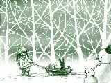 [2013-01-14 21:17:26] 雪の日