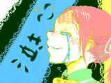 泣き(^v^)