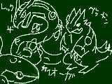 [2013-05-03 08:10:05] ルビサファの3匹