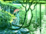 『言の葉の庭』こちら梅雨なのに雨はなかなか降らんな~雨の描写は病的なほど美しい