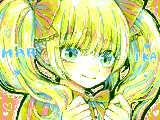 [2013-07-07 18:29:13] Pinkspinelさん宅 茉莉花ちゃん描かせていただきました\(^o^)/