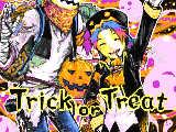 [2013-10-31 23:56:13 お菓子くれなきゃいたずr・・・・ってか菓子貰いに来ました!