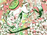 [2014-04-20 23:49:33] 桜と
