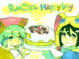 [2014-08-08 17:11:37] えのこさん誕生日おめでとうございます!!!!