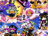 [2014-10-18 19:35:20] 天空のハロウィンパーティ