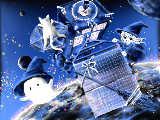 気象衛星ひまわり8号?