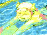 [2015-08-07 13:49:56] 【ぼく半!】プール!プール!!
