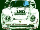 PORSCHE 961 Le Mans