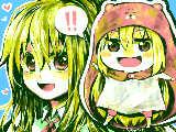 [2015-09-29 18:40:25 vanitasuさんリクエスト『干物妹うまるちゃん』