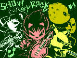 [2016-09-14 03:03:39] SHOW BY ROCK!!