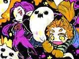 [2016-10-20 23:58:37] ハロウィン!!