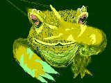 カエルだケロ