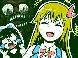 そらちゃん(笑)&えーちゃん(泣)