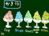 [2019-06-21 22:45:31 かき氷
