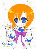 [2009-04-01 13:40:35] レナなんだよ☆だよ☆