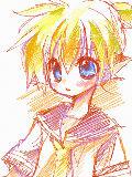 [2009-04-01 16:00:42] あばばのんきにレンきゅん描いてたら