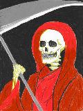 [2009-04-07 01:03:08] 死神   鎌が最悪…