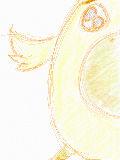 [2009-04-17 04:41:59] 【こくばん物語】ぴよぷー、ラフすぎるスケッチ