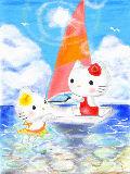 [2009-06-27 19:15:30] 海に行きたい!