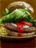 [2009-08-01 11:51:15] ハンバーガー