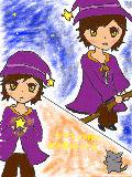 [2009-09-11 23:08:33] 子トラさんリク 魔法使いニノです!! 遅れてすみません