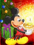 ミッキーのクリスマス☆