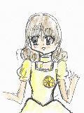 [2010-04-01 20:19:27] レモンのお姫さん・・?かきかけ・・・