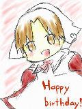 ☆海風さん、Happybirthday!!