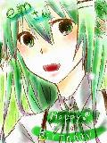 [2010-07-08 19:25:42] お誕生日おめでとうございます