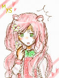 [2010-07-21 21:03:24] ミシュちゃん描かせて頂きました!!