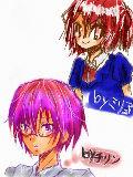 [2010-07-26 17:42:07] 【ミリュア&チリン】オリキャラ【合作!!】