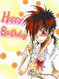 [2010-07-27 20:32:35] Happy Birthday烈火くん☆