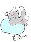 [2010-09-23 15:35:08] もふっとしたチラーミィ 前からこんな絵描きたかったw