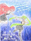[2011-02-03 21:24:41] さよなら、お元気で。 終わる世界に言う―――――