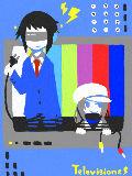 Televisions! 勝手に描かせていただきました