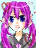 鈴歌の子描かせていただいた。