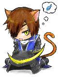 [2011-04-20 23:34:56] ≪千晴様りく≫猫宗さま☆  『小十郎・・・魚をとってこい!』