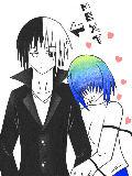 [2011-04-21 03:00:01] 絶望ねこさんのエマさんと絶望ねこの黒白です。 ←こんな感じに『〇さんの☓と△(自分の名前)の☆です』とタイトルをつけて下さい。よろしくお願いします。
